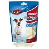 Trixie Дентален кожен чипс със спирулина алга, 50гр