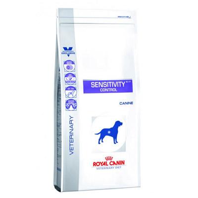 Royal Canin Sensitivity Control Dog - непоносимост към съставки и храни