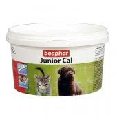Beaphar Junior Cal, 200гр - калций на прах за кученца и котенца