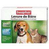 Beaphar Бирена мая на таблетки за кучета и котки, 100бр.