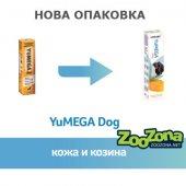 Lintbells YUMEGA Dog - Хранителна добавка за кожа и козина, 250мл