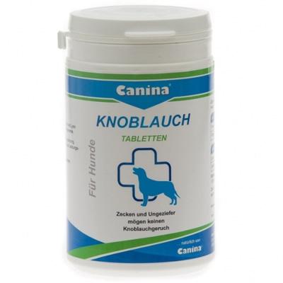Canina Petvital Garlic Tablets - 45 таблетки с чесън за кучета, 180гр