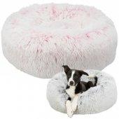 Trixie Легло Harvey, розово-бяло, 50 см