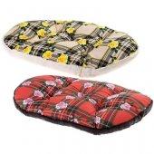 Relax F 45 - памучен дюшек с плюш - 43 x 30 см