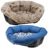 Ferplast Sofa 12 - пластмасово легло с дюшек лукс, 114 см
