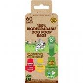 КУЧЕТА |  | Bags on Board Биоразградими торбички за кучешки отпадъци, 4 ролки