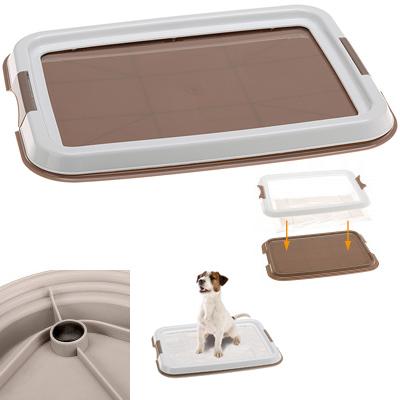 Ferplast Табла за хигиенични подложки за кучета, 49x36x3см