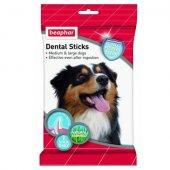 Beaphar Dental Sticks Medium & Large, 7 бр, 182 гр