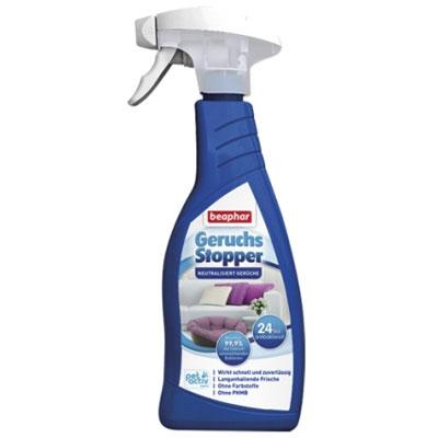 Beaphar Odor Remover, 500 мл - спрей против неприятни миризми