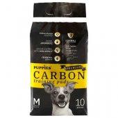 Puppies Carbon M - Подложки с активен въглен и феромони - 60x40см, 10 броя