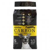 Puppies Carbon S - Подложки с активен въглен и феромони - 45x30см, 10 броя