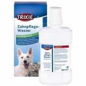 Trixie Dental Care, 300мл - Вода за грижа за зъбите с вкус на ябълка, за кучета и котки