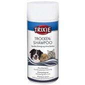 Trixie сух шампоан-пудра, 100 гр