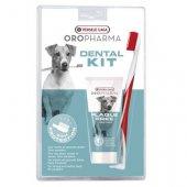 Versele Laga Dental Kit, четка и паста за зъби, 70гр