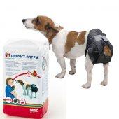 Savic Памперси за куче T1, 32-42см, 12броя в пакет
