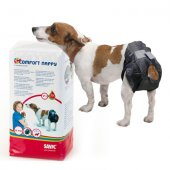 Savic Памперси за куче T3, 36-48см, 12броя в пакет